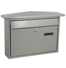 Mailbox X-FEST KT02 inox