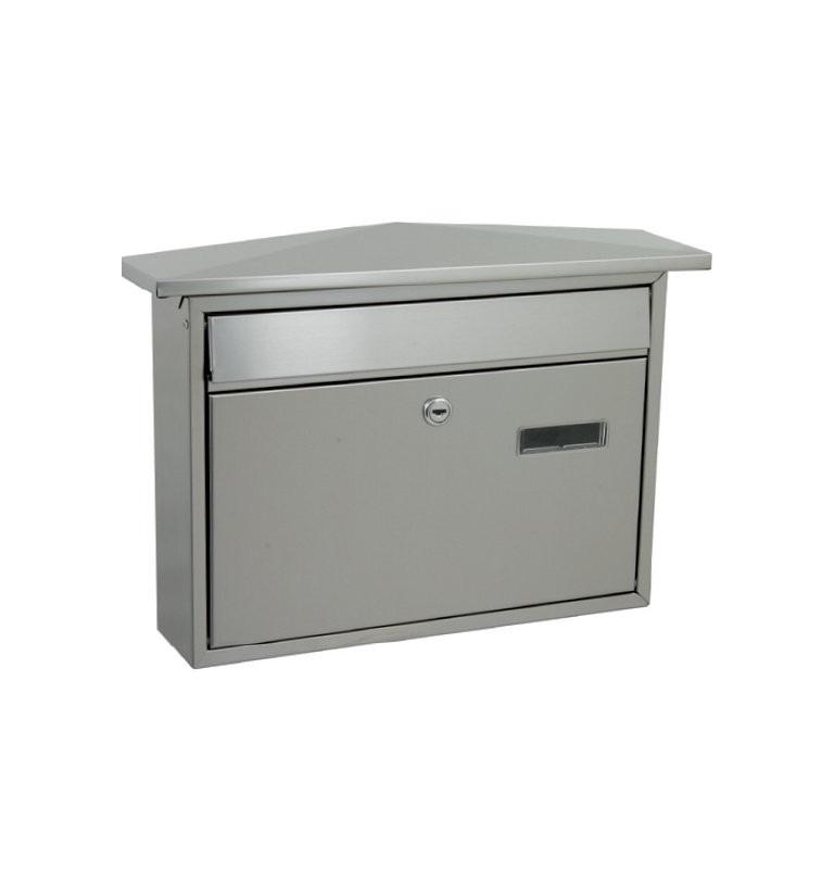 Poštovní schránka X-FEST KT02 nerez