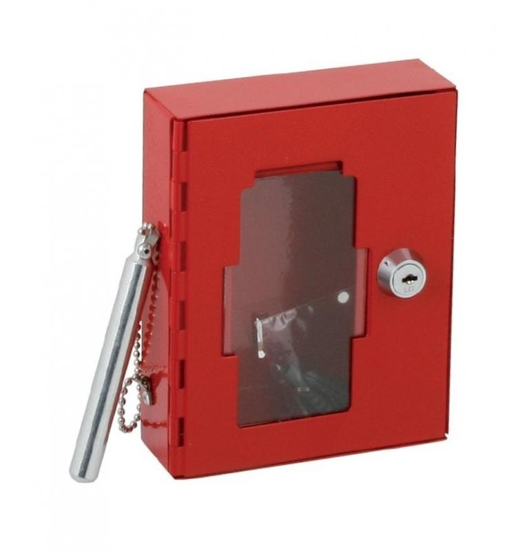 Skříňka na požární klíč PKV