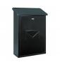 Poštová schránka ROTTNER PARMA - Čierna