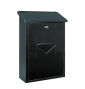 Skrzynka pocztowa ROTTNER PARMA - Czarna