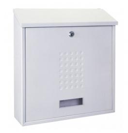 Poštovní schránka ROTTNER BOLZANO - Bílá