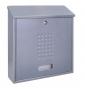 Mailbox ROTTNER BOLZANO - Silver
