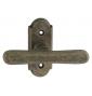 ALT - WIEN - Okenní oliva - OBA - Antik bronz