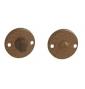 Prídavná ROZETA - R priemer 54 mm Antik - WC