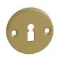Prídavná ROZETA - R priemer 54 mm Zlatá - BB