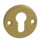 Prídavná ROZETA - R priemer 54 mm Zlatá - PZ