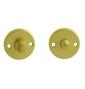 Prídavná ROZETA - R priemer 54 mm Zlatá - WC
