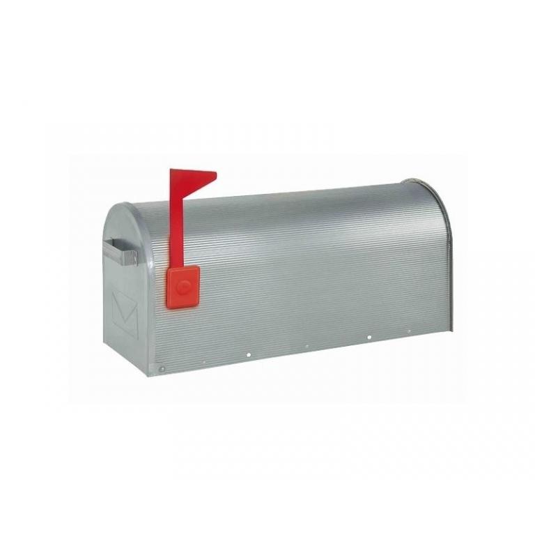Skrzynka pocztowa ROTTNER US MAILBOX - Srebrny