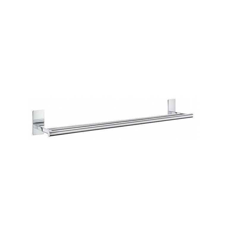 Towel rail single 630 mm SMEDBO POOL ZK3364
