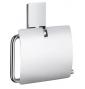 Držák na toaletní papír s krytem SMEDBO POOL ZK3414