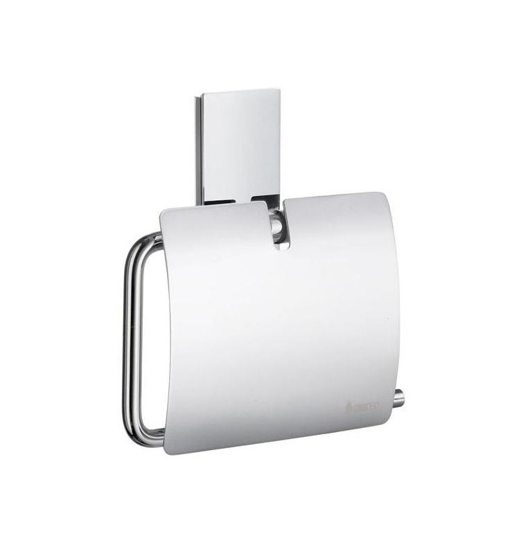 Držiak na toaletný papier s krytom SMEDBO POOL ZK3414