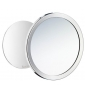 Zrcadlo zvětšovací 5 násobné, samolepící / magnetické SMEDBO