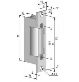 Elektrický otvárač BeFo Klasik 511 5-12V