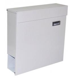 Mailbox X-FEST ELEGANCE - White