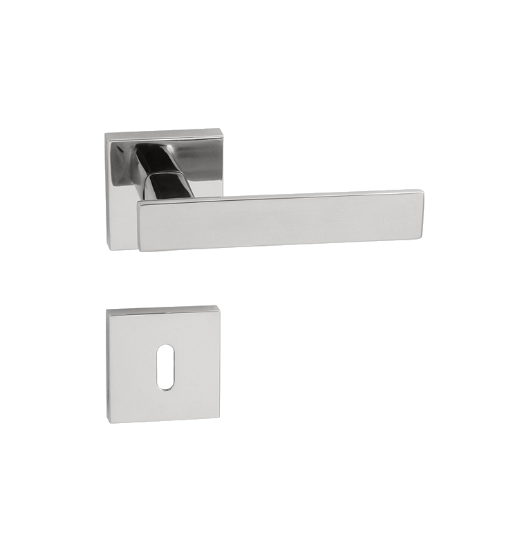 Handle TUPAI ROXANA - HR 3030 Q - LN - Polished stainless steel