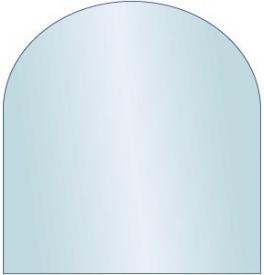 Sklenená podložka L21.02.881.2
