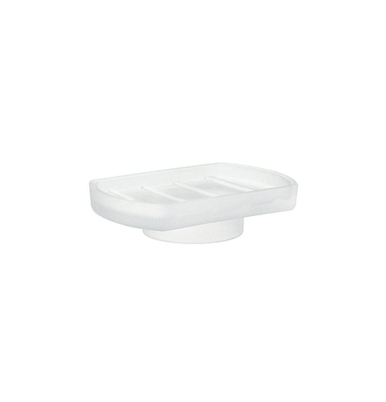 Náhradná miska na mydlo - matné sklo SMEDBO