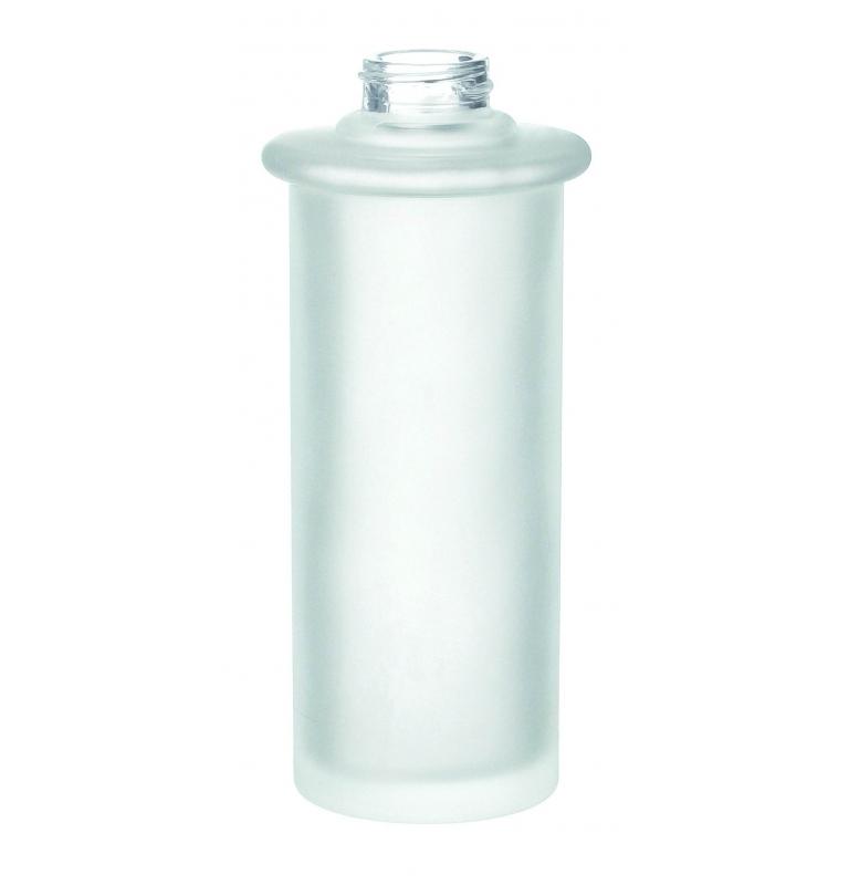 Náhradná nádoba na tekuté mydlo - matné sklo SMEDBO