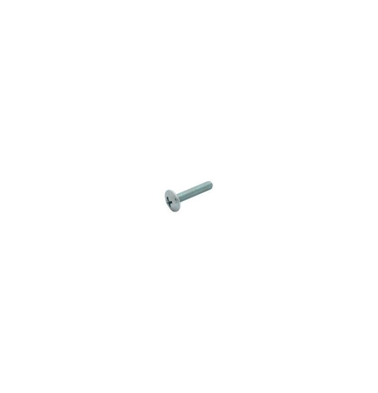 Metrická skrutka M4x8 (100ks)