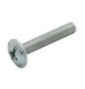 Metrická skrutka (100ks) M4x23mm
