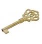Klíč Zlatar Mosaz