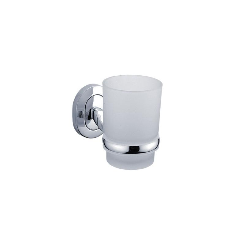Sklenený pohár s držiakom NIMCO Lotus