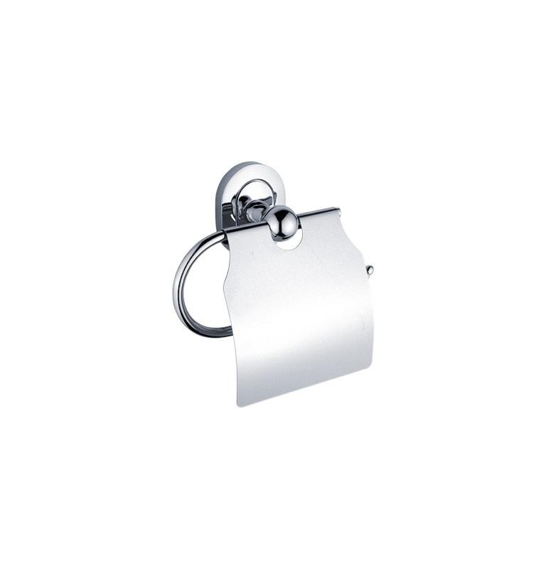 Držiak na toaletný papier s krytom NIMCO Lotus