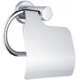Držiak na toaletný papier s krytom NIMCO Metro