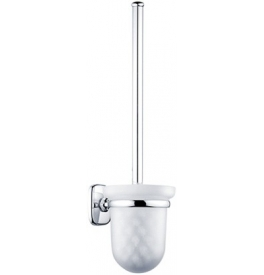 Toaletná kefa v malej sklenenej nádobe NIMCO Simona