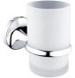 Skleněný pohár s držákem NIMCO Monolit
