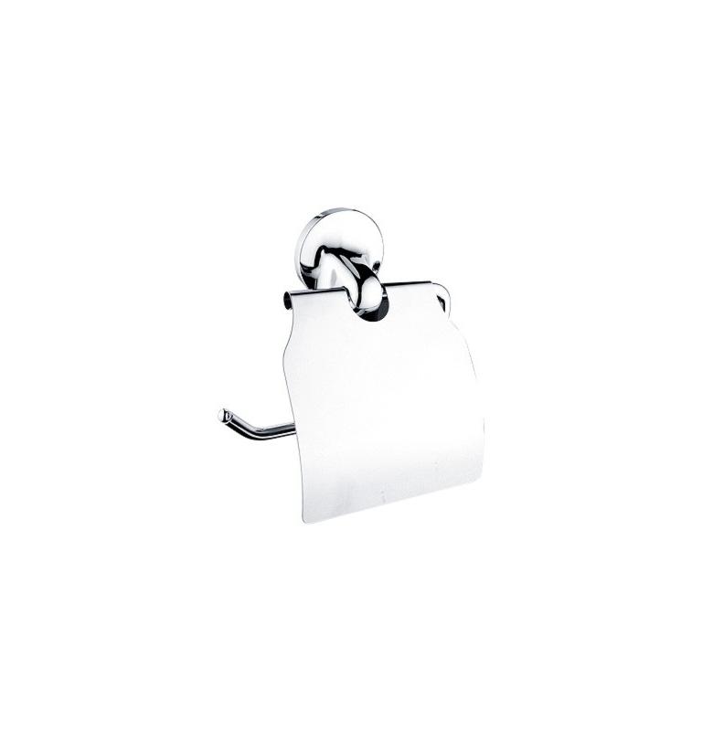 Držiak na toaletný papier s krytom NIMCO Monolit