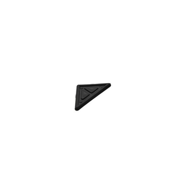 Klzák trojuholník - čierny