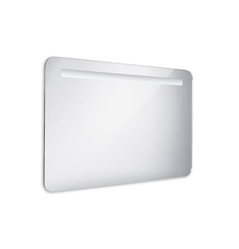Koupelnové LED zrcadlo oblé 600x1000mm
