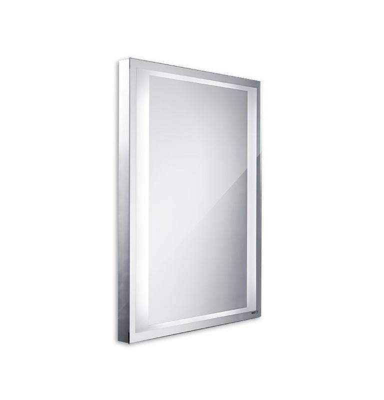 Koupelnové LED zrcadlo hranaté bez senzoru 600x800mm