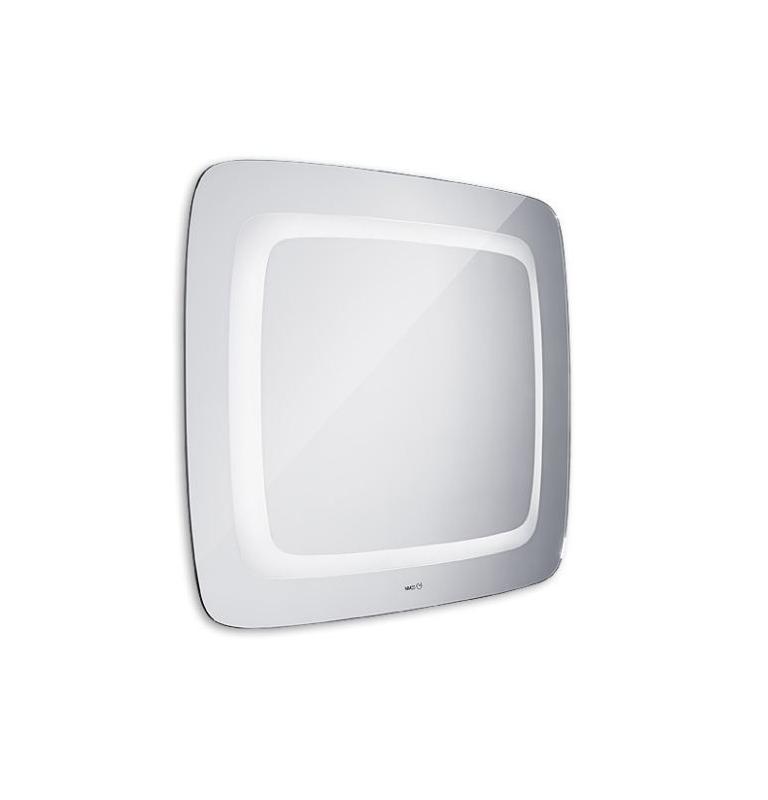 Kúpelňové LED zrkadlo oblé bez senzoru 600x800mm