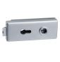 CT-18000 - CP - Chróm perla - PZ - otvor na vložku