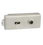 CT-18000 - NP - Nikl perla - BB - otvor na klíč