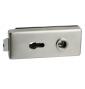 CT-18000 - ONS - Nikl broušený - PZ - otvor na vložku