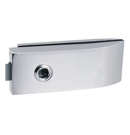 Kování na skleněné dveře CT-11000