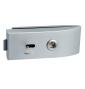 CT-11000 - CP - Chrom perla - BB - otvor na klíč