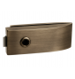 CT-11000 - OGS - Bronz česaný mat - Bez otvoru