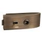 CT-11000 - OGS - Bronz česaný mat - BB - otvor na klíč