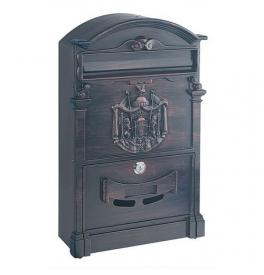 Mailbox ROTTNER ASHFORD - Antique copper