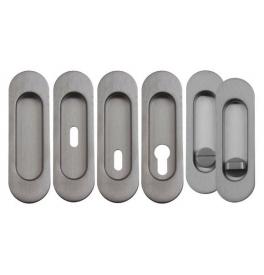 Ovale Griffmulde für Schiebetüren FIMET