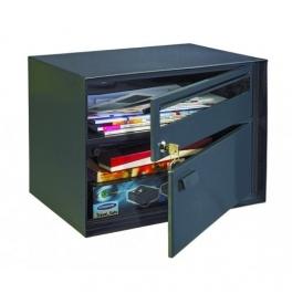 Poštovní schránka ROTTNER ENZIAN - Černá