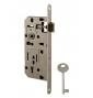 Zámek do dveří VR - 035 - NP - Nikl perla - BB - otvor pro klíč