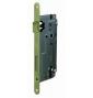 Zámok na dvere ZÁMOK F18 - Mozadz lesklá - PZ - otvor pre vložku